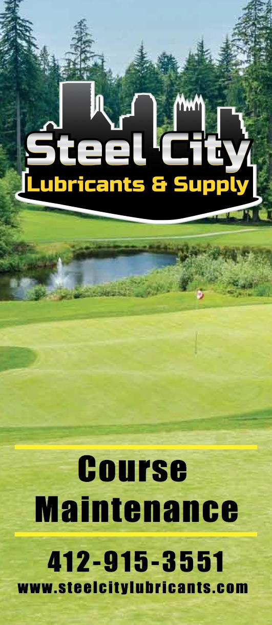 Steel City Lubricants and Supply Golf Course Maintenance